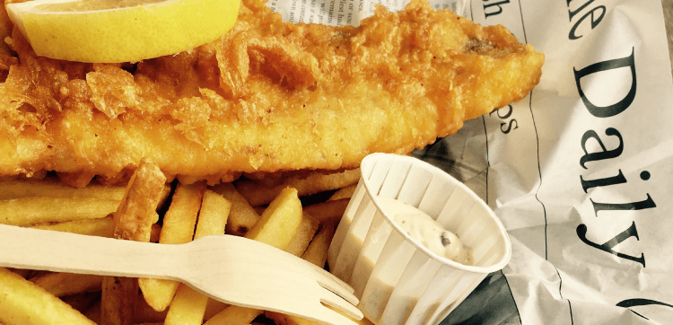 National Fish and Chip Day