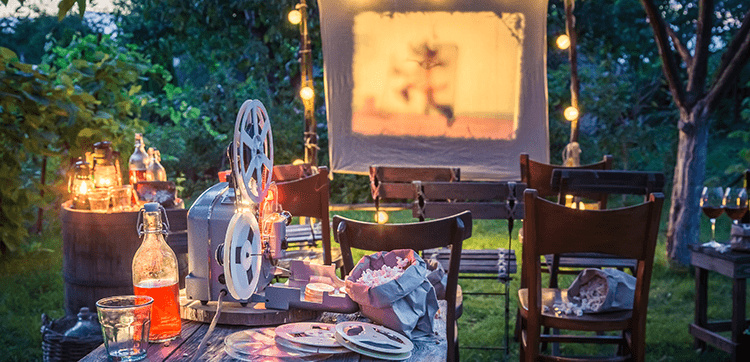 Outdoor Cinema Events
